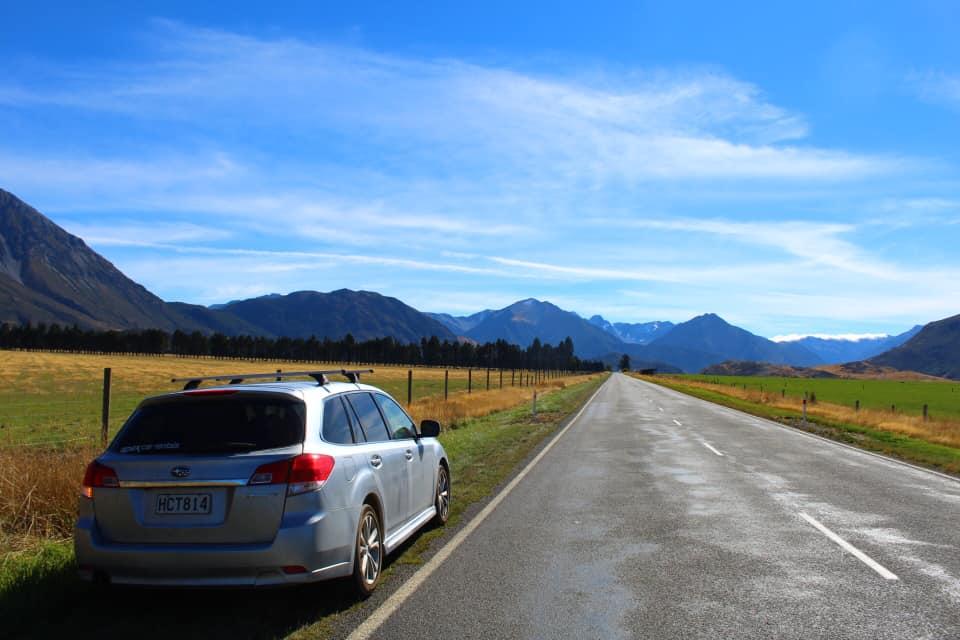 Car Rental in New Zealand
