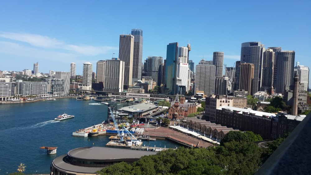 מסלול טיול באוסטרליה