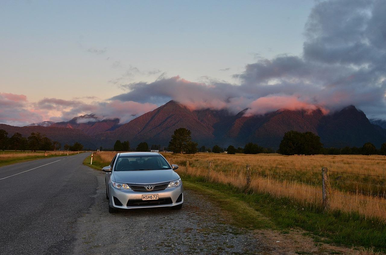 רכב בניו זילנד