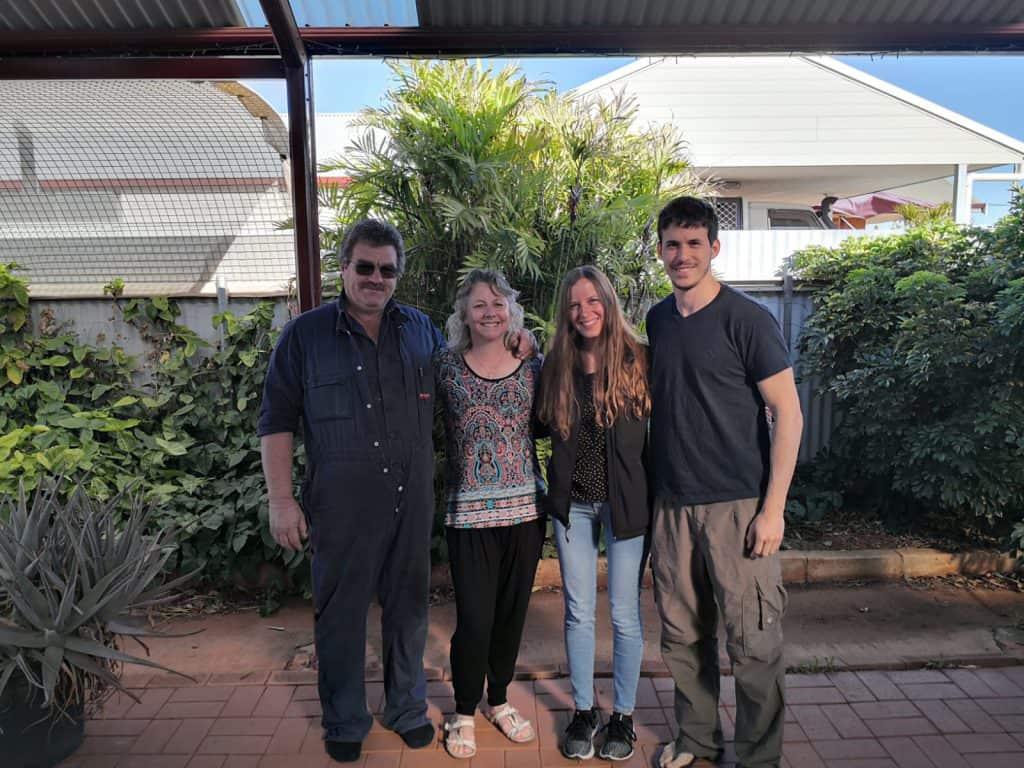 הטיול לאוסטרליה