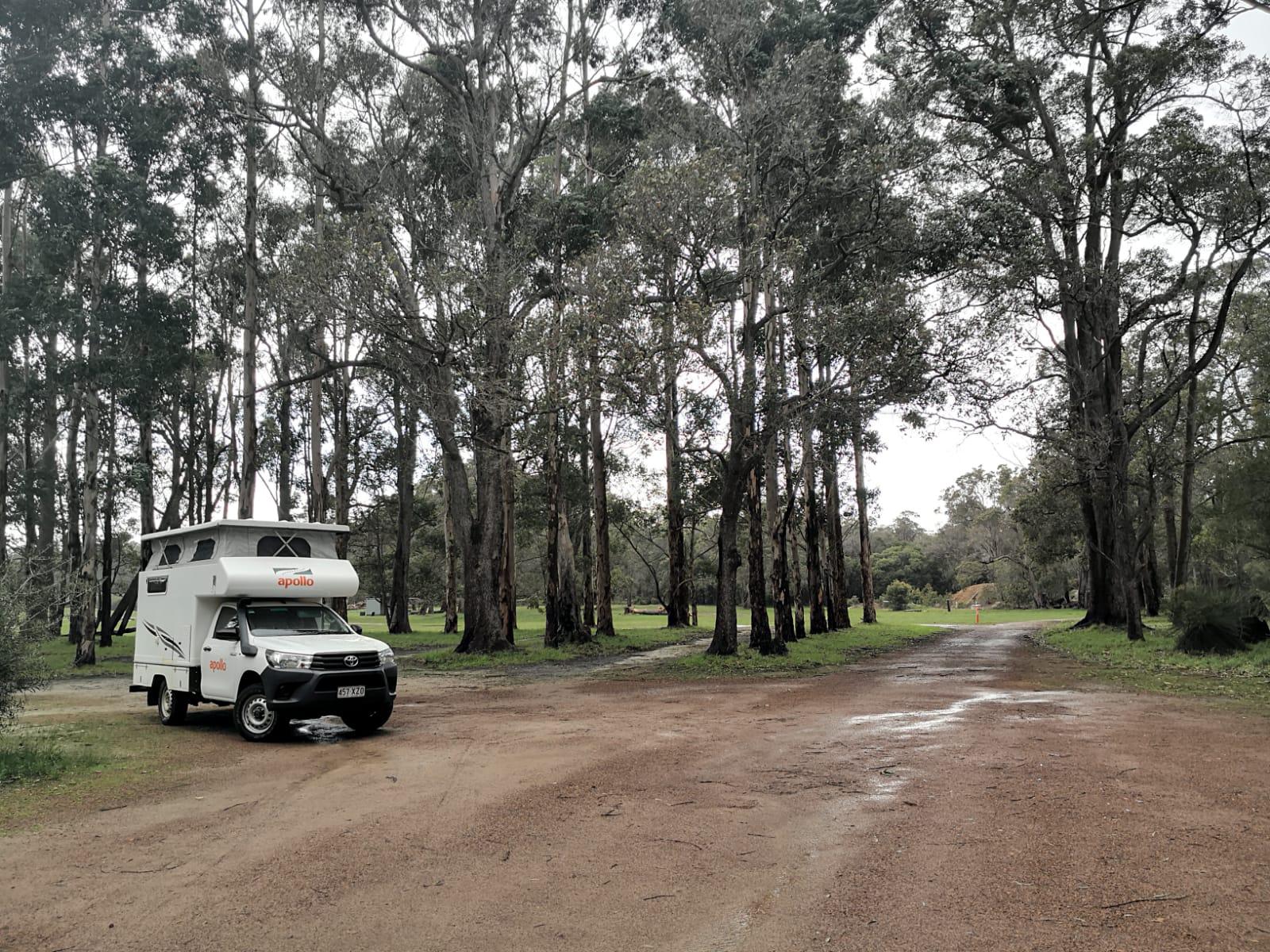 מטיילים באוסטרליה