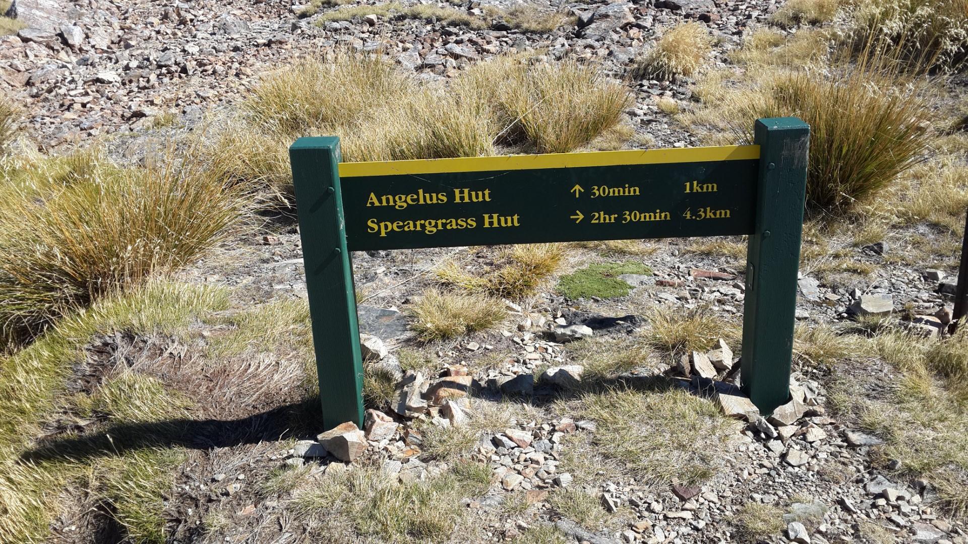 Angelus Hut