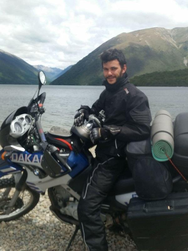ניו זילנד אופנוע