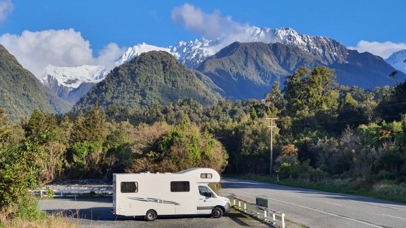 קרוואן בניו זילנד עם ילדים